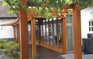 Garage & verbouw luxe villa
