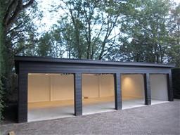 Garage & verbouw