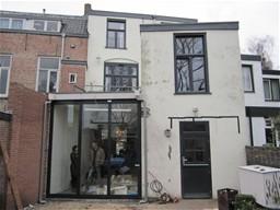 Karakteristieke aanbouw Breda