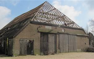 Renovatie en restauratie historische schuur